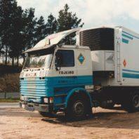 Camion antiguo Tojeiro