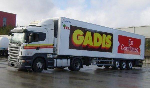 Camion Gadis